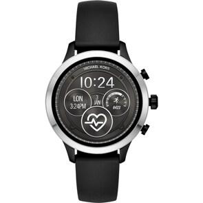 Michael Kors Access Runway Schwarz 4.0 Smartwatch HR