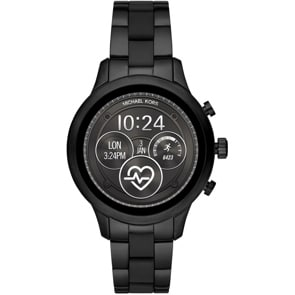 Michael Kors Access Runway Schwarz 4.0 Smartwatch HR