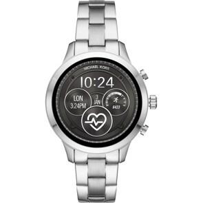 Michael Kors Access Runway Silber 4.0 Smartwatch HR