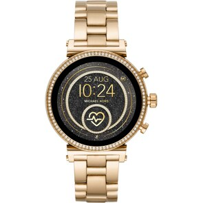 Michael Kors Access Sofie Gold 4.0 Smartwatch HR