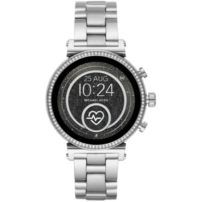 Michael Kors Access Sofie Silber 4.0 Smartwatch HR
