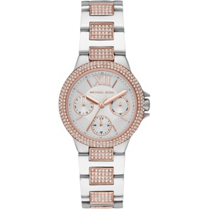 Michael Kors Camille Bicolor Day Date