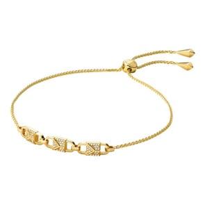 Michael Kors Premium 925 Silber Armband MK Flexible Link