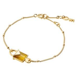 Michael Kors Premium 925 Silber Armband MK Kors Color