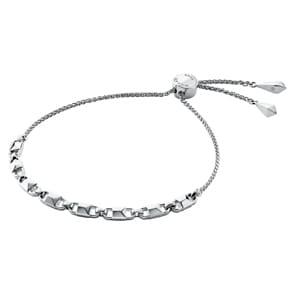 Michael Kors Premium 925 Silber Armband MK Mercer Link