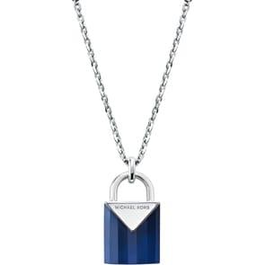 Michael Kors Premium 925 Silber Kette MK Kors Color