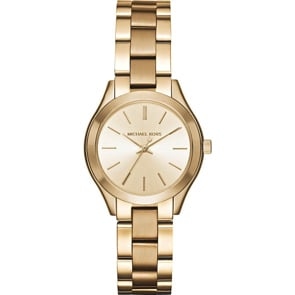 Michael Kors Slim Runway Gold