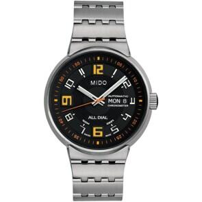Mido All Dial Chronometer Titanium