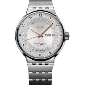 Mido All Dial Chronometer Limited Edition 1918