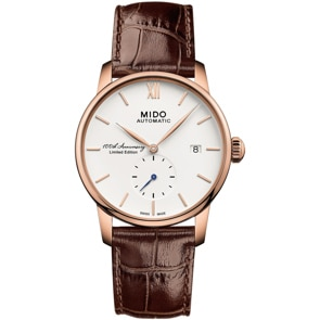 Mido Baroncelli 1918 Trilogy Limited Edition