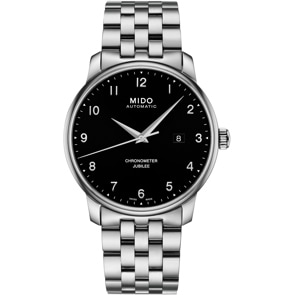 Mido Baroncelli II Jubilée Caliber 80 Chronometer Si