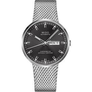 Mido Commander Icône Chronometer Si