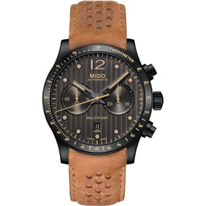 Mido Multifort Automatik Chronograph Adventure