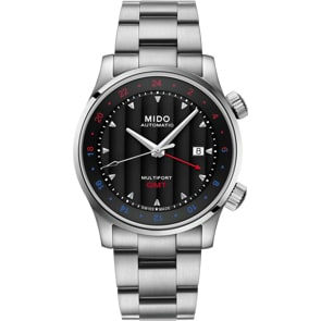 Mido Multifort GMT Automatik