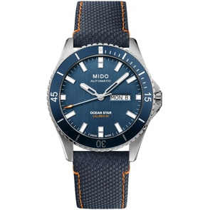 Mido Ocean Star Captain Red Bull Cliff Diving Limited Edition