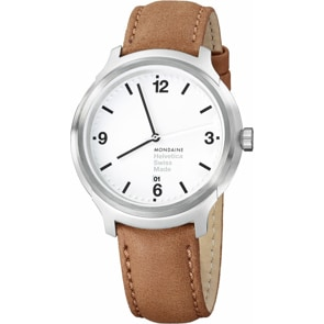 Mondaine Helvetica No.1 Regular 43