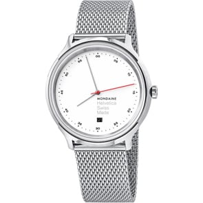 Mondaine Helvetica Spiekmann Edition No.1 Regular 40