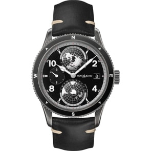 Montblanc 1858 Geosphere Ultra-Black Limited Edition