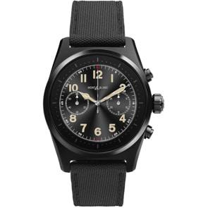 Montblanc Summit Lite Smartwatch Textil schwarz