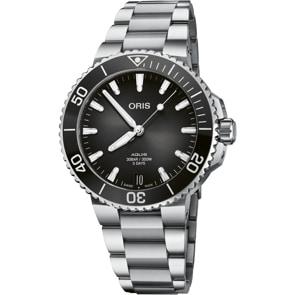Oris Aquis Date Calibre 400 Schwarz Ø 41.5mm