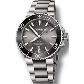 Oris Aquis Titanium Date