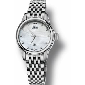 Oris Artelier Date, Diamonds