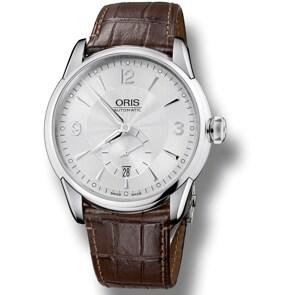Oris Artelier Small Second, Date
