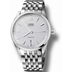 Oris Artix Chronometer, Date