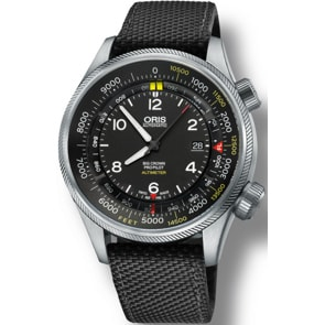 Oris Big Crown ProPilot Altimeter mit Fuß-Skala