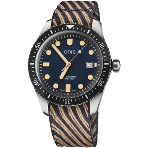 Oris Divers Sixty-Five World Clean-Up Day Special Edition