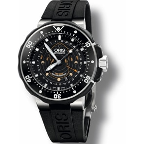 Oris ProDiver Pointer Moon Northern Hemisphere