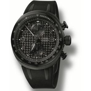 Oris TT3 Chronograph Black