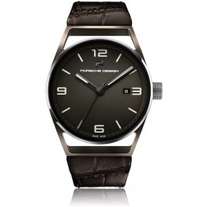Porsche Design 1919 Datetimer Eternity Brown