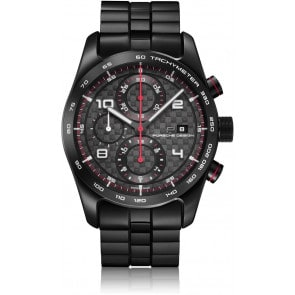 Porsche Design Chronotimer Series 1 All Black Carbon