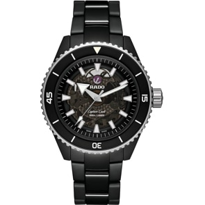 Rado HyperChrome Captain Cook XL High-Tech Ceramic Automatik