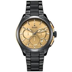 Rado HyperChrome XXL Automatik Chronograph 18 Karat Gelbgold Limited Edition