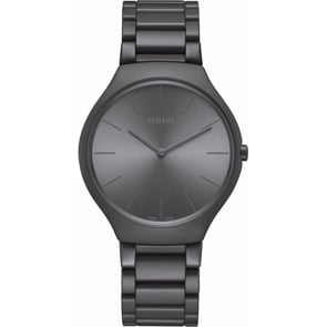Rado True Thinline Le Corbusier Iron Grey 32010 Limited Edition