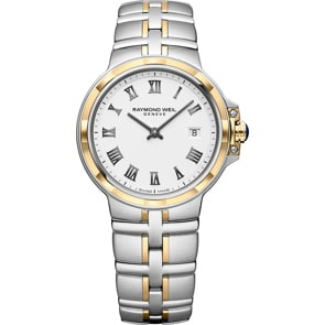 Raymond Weil Parsifal Classic Bicolor Ø 30mm