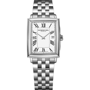 Raymond Weil Toccata Square Silber