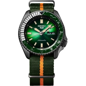 Seiko 5 Sports Rock Lee Limited Edition