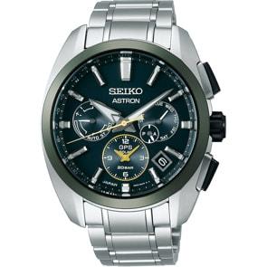 Seiko Astron GPS Solar 5X Dual Time Sport Titanium Limited Edition