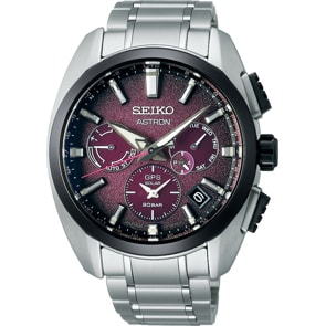 Seiko Astron GPS Solar 5X Dual Time Tokyo Cyber Limited Edition