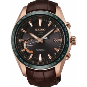 Seiko Astron GPS Solar World Time