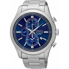 Seiko Chronograph Alarm GMT