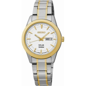 Seiko Lady Solar Day-Date