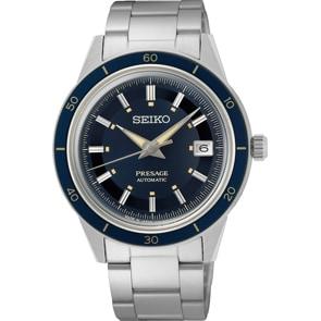Seiko Presage Style60's Automatik Blau