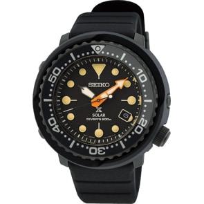 Seiko Prospex Solar Diver´s Black Series Limited Edition
