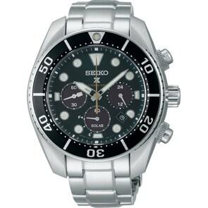 Seiko Prospex Solar Diver´s Chronograph Island Green Limited Edition