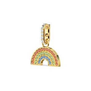 Swarovski Charm Anhänger Rainbow