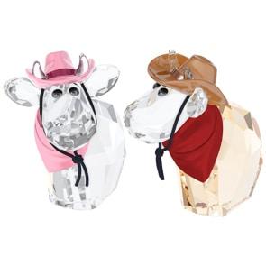 Swarovski Cowboy & Cowgirl Mos, Limitierte Ausgabe 2014